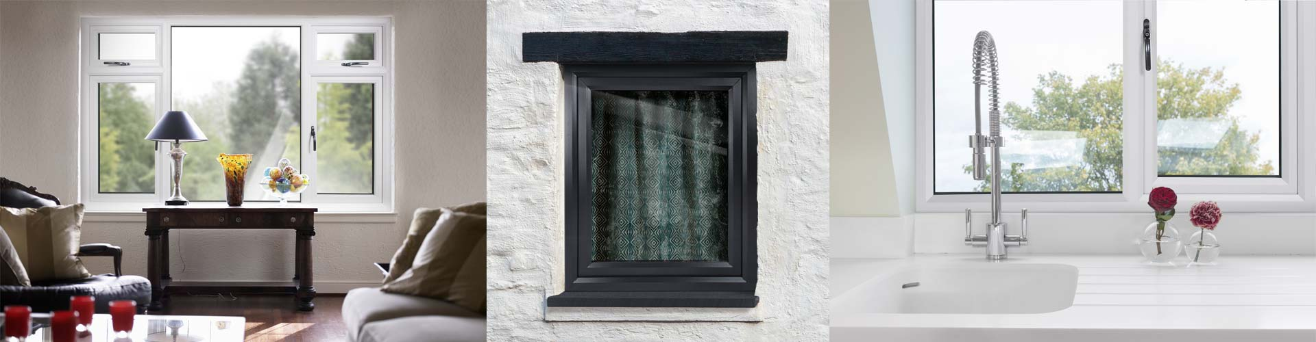 Triple Glazed & Double Glazed uPVC Windows Aberdeen, Aberdeenshire & North East Scotland