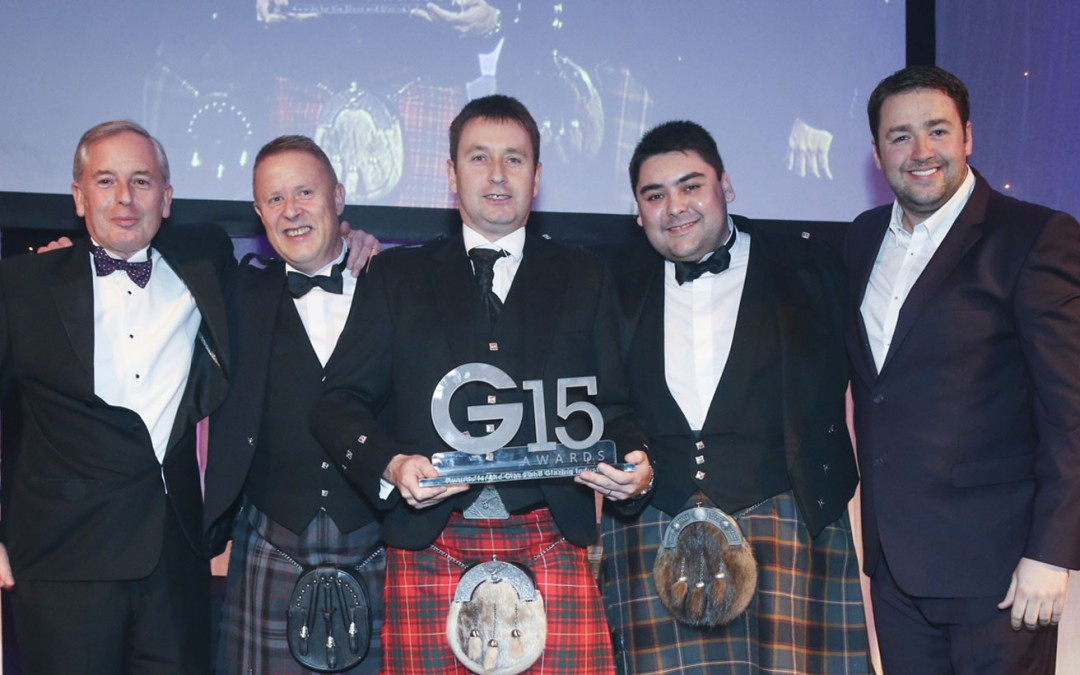 Thistle Windows Wins G15 UK Conservatory Installer Of The Year Award