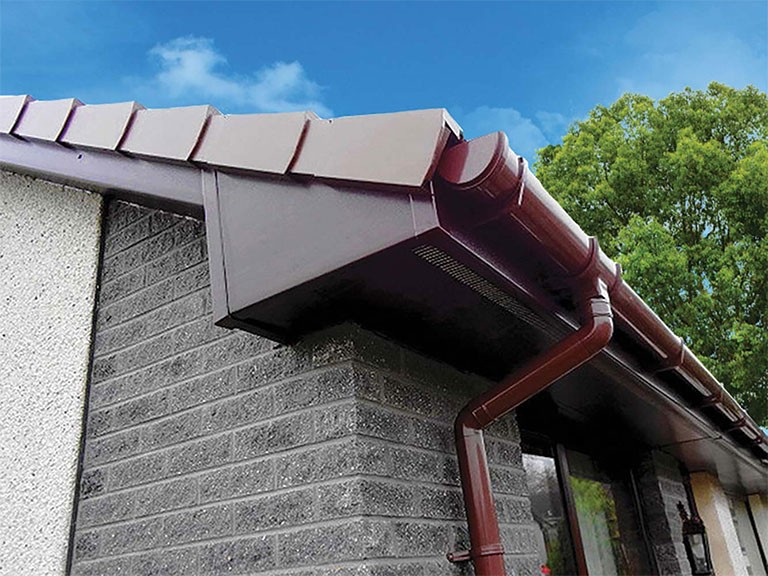 uPVC Cladding, Roofline, Soffits, Fascias and Guttering
