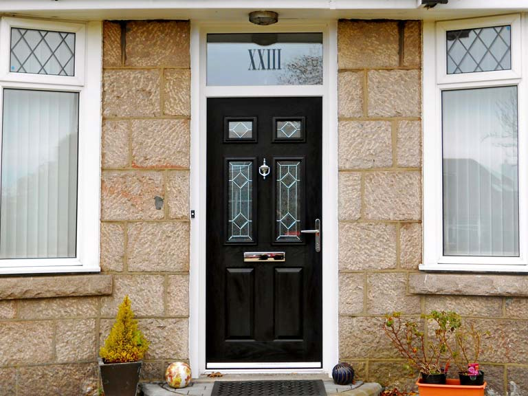 Composite Doors Aberdeen Thistle Strong Amp Secure