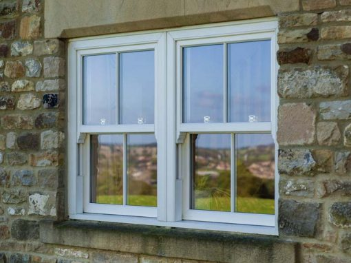 Timber & uPVC Sash Windows
