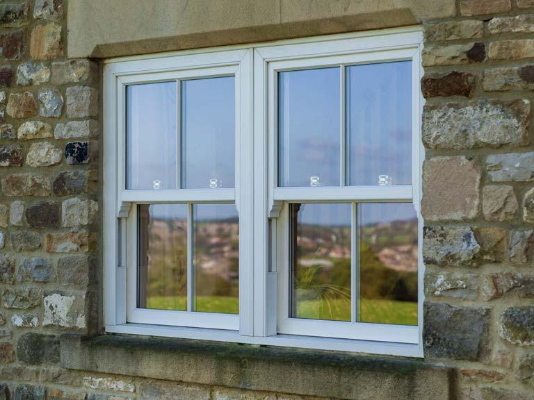 Timber Amp Upvc Sash Windows 187 Thistle Windows