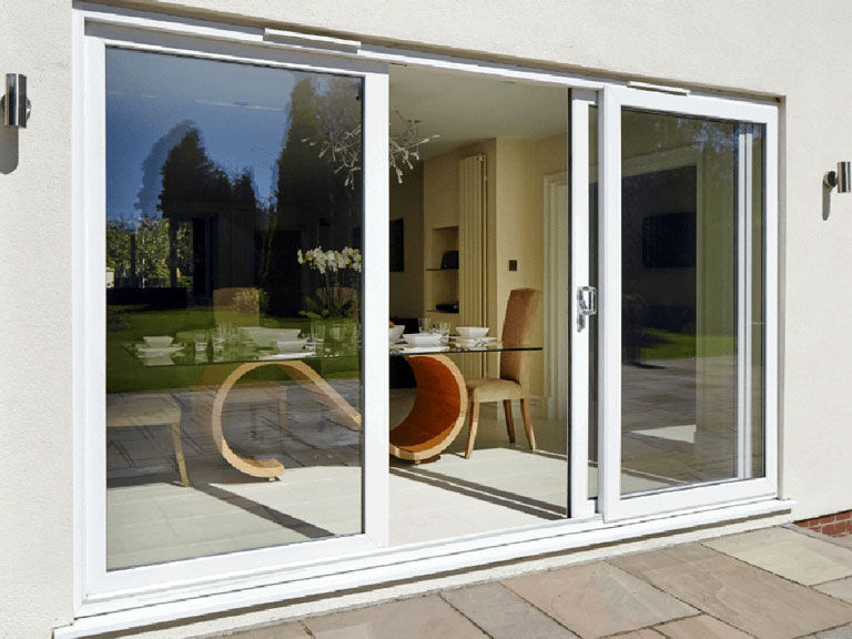 Upvc sliding doors thistle windows conservatories ltd for Upvc doors scotland