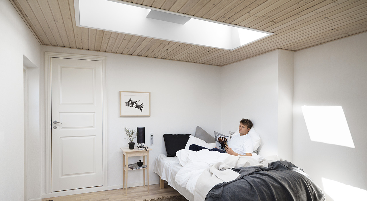 Bedroom VELUX Windows Aberdeen, Aberdeenshire & North East Scotland: Inspiration Example 3