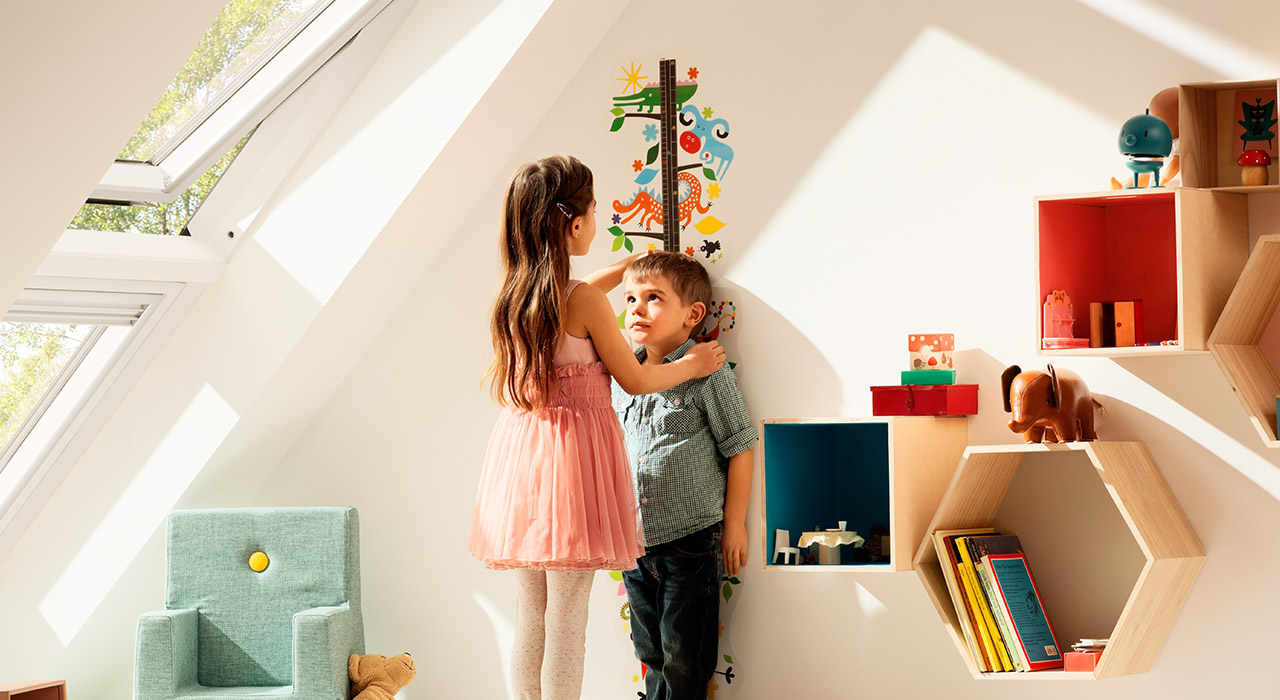Child Safe VELUX Windows Aberdeen, Aberdeenshire & North East Scotland: Inspiration Example 1