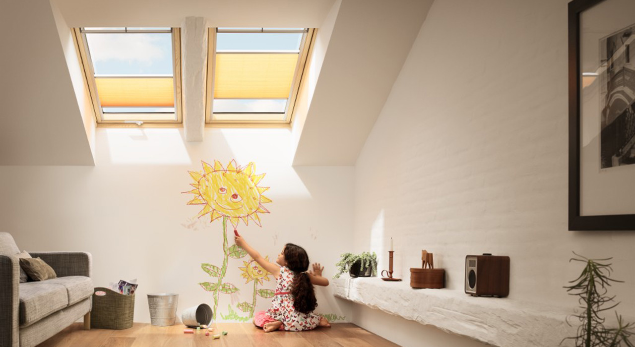 Child Safe VELUX Windows Aberdeen, Aberdeenshire & North East Scotland: Inspiration Example 2