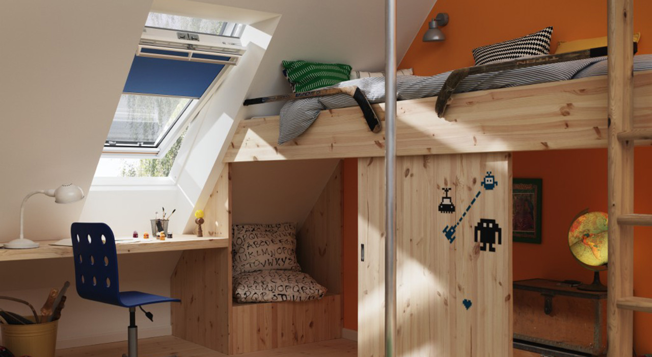 Child Safe VELUX Windows Aberdeen, Aberdeenshire & North East Scotland: Inspiration Example 3