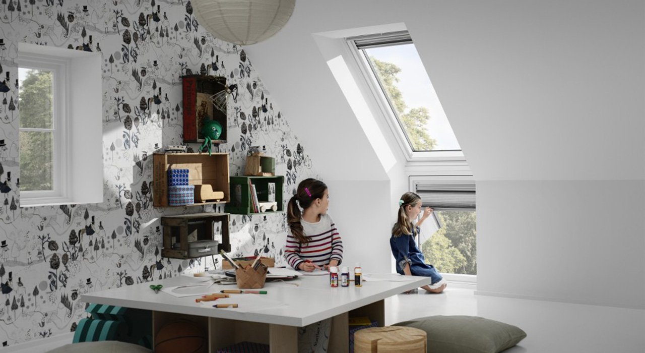 Child Safe VELUX Windows Aberdeen, Aberdeenshire & North East Scotland: Inspiration Example 4