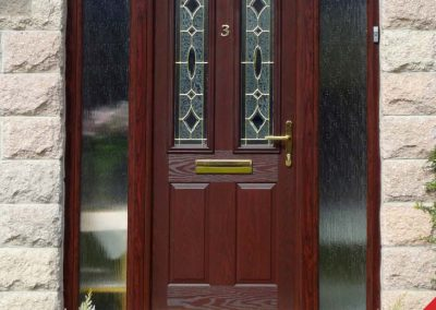 Composite Doors Aberdeen, Aberdeenshire & North East Scotland: Installation Example 1
