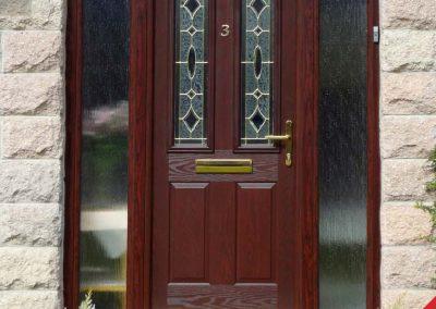 Composite Doors Aberdeen, Aberdeenshire & North East Scotland: Installation Example 1