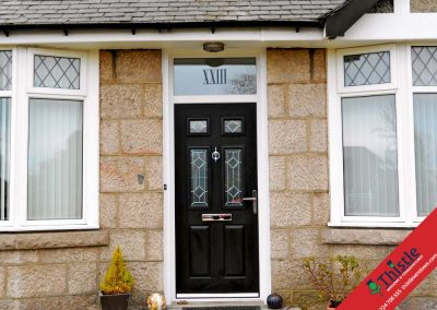 Composite Doors Aberdeen, Aberdeenshire & North East Scotland: Installation Example 11