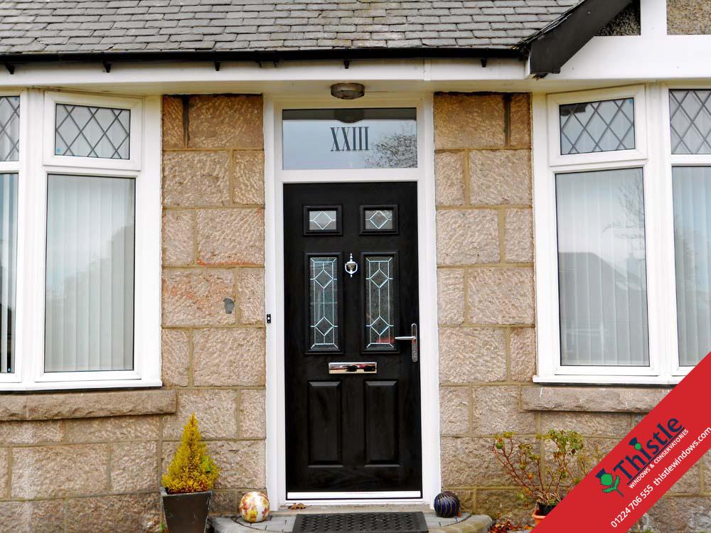 Composite Doors Aberdeen Aberdeenshire \u0026 North East Scotland Installation Ex&le 11 & Composite Doors Aberdeen \u0026 Aberdeenshire » Thistle Windows