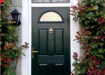 Composite Doors Aberdeen, Aberdeenshire & North East Scotland: Installation Example 12