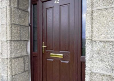 Composite Doors Aberdeen, Aberdeenshire & North East Scotland: Installation Example 14
