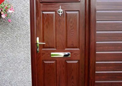 Composite Doors Aberdeen, Aberdeenshire & North East Scotland: Installation Example 15