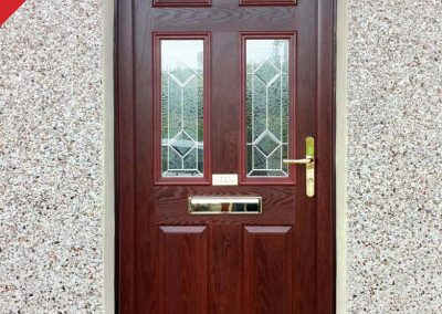 Composite Doors Aberdeen, Aberdeenshire & North East Scotland: Installation Example 16