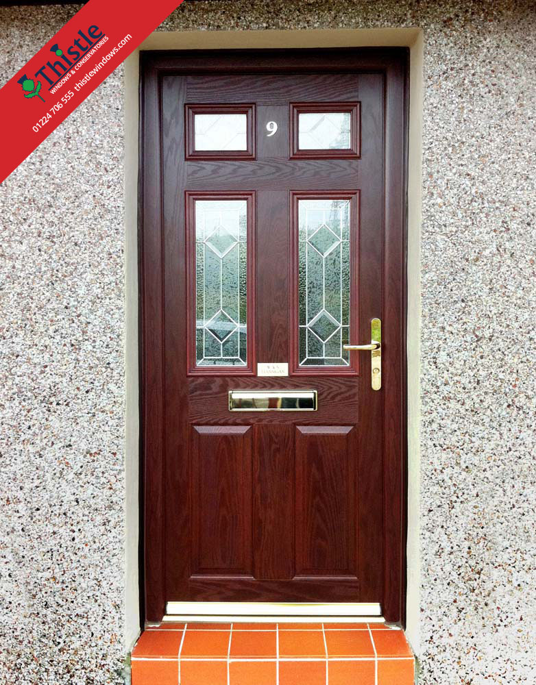 Composite Doors Aberdeen Aberdeenshire \u0026 North East Scotland Installation Ex&le 16 & Composite Doors Aberdeen \u0026 Aberdeenshire » Thistle Windows