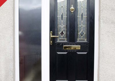 Composite Doors Aberdeen, Aberdeenshire & North East Scotland: Installation Example 18