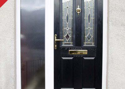 Composite Doors Aberdeen, Aberdeenshire & North East Scotland: Installation Example 18