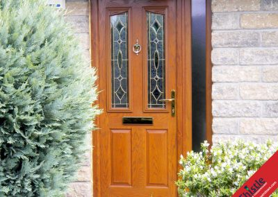 Composite Doors Aberdeen, Aberdeenshire & North East Scotland: Installation Example 2
