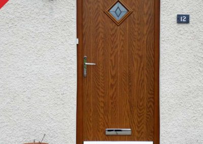 Composite Doors Aberdeen, Aberdeenshire & North East Scotland: Installation Example 21