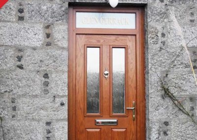 Composite Doors Aberdeen, Aberdeenshire & North East Scotland: Installation Example 25