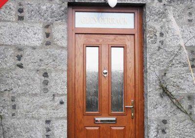 Composite Doors Aberdeen, Aberdeenshire & North East Scotland: Installation Example 25