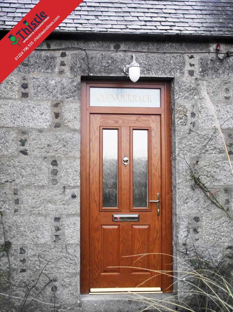 Composite Doors Aberdeen & Aberdeenshire » Thistle Windows