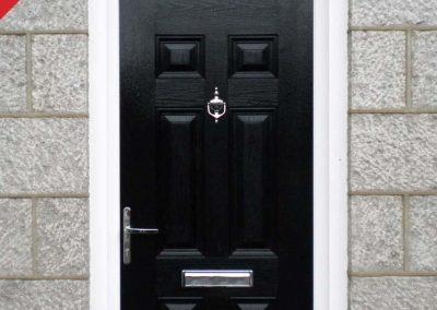 Composite Doors Aberdeen, Aberdeenshire & North East Scotland: Installation Example 26