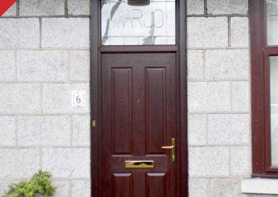 Composite Doors Aberdeen, Aberdeenshire & North East Scotland: Installation Example 28