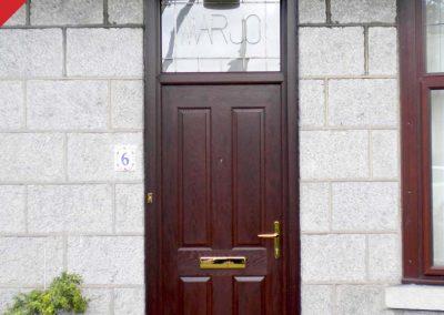 Composite Doors Aberdeen, Aberdeenshire & North East Scotland: Installation Example 28