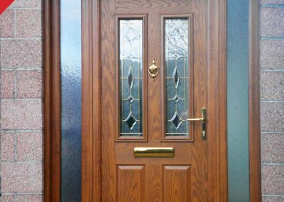 Composite Doors Aberdeen, Aberdeenshire & North East Scotland: Installation Example 29