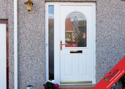Composite Doors Aberdeen, Aberdeenshire & North East Scotland: Installation Example 3