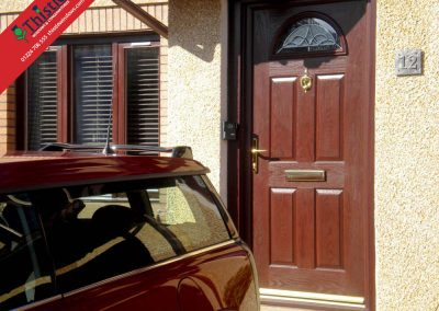 Composite Doors Aberdeen, Aberdeenshire & North East Scotland: Installation Example 30