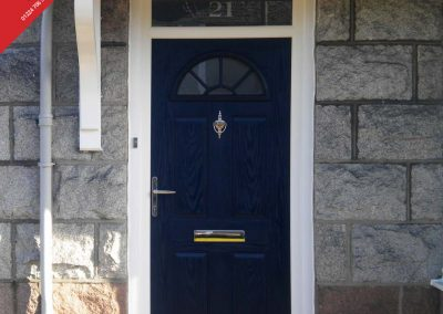 Composite Doors Aberdeen, Aberdeenshire & North East Scotland: Installation Example 31