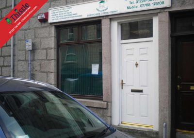 Composite Doors Aberdeen, Aberdeenshire & North East Scotland: Installation Example 32