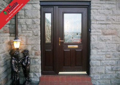 Composite Doors Aberdeen, Aberdeenshire & North East Scotland: Installation Example 33