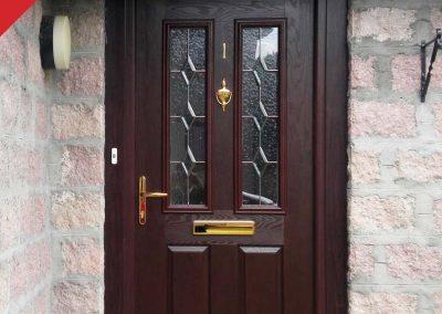 Composite Doors Aberdeen, Aberdeenshire & North East Scotland: Installation Example 34