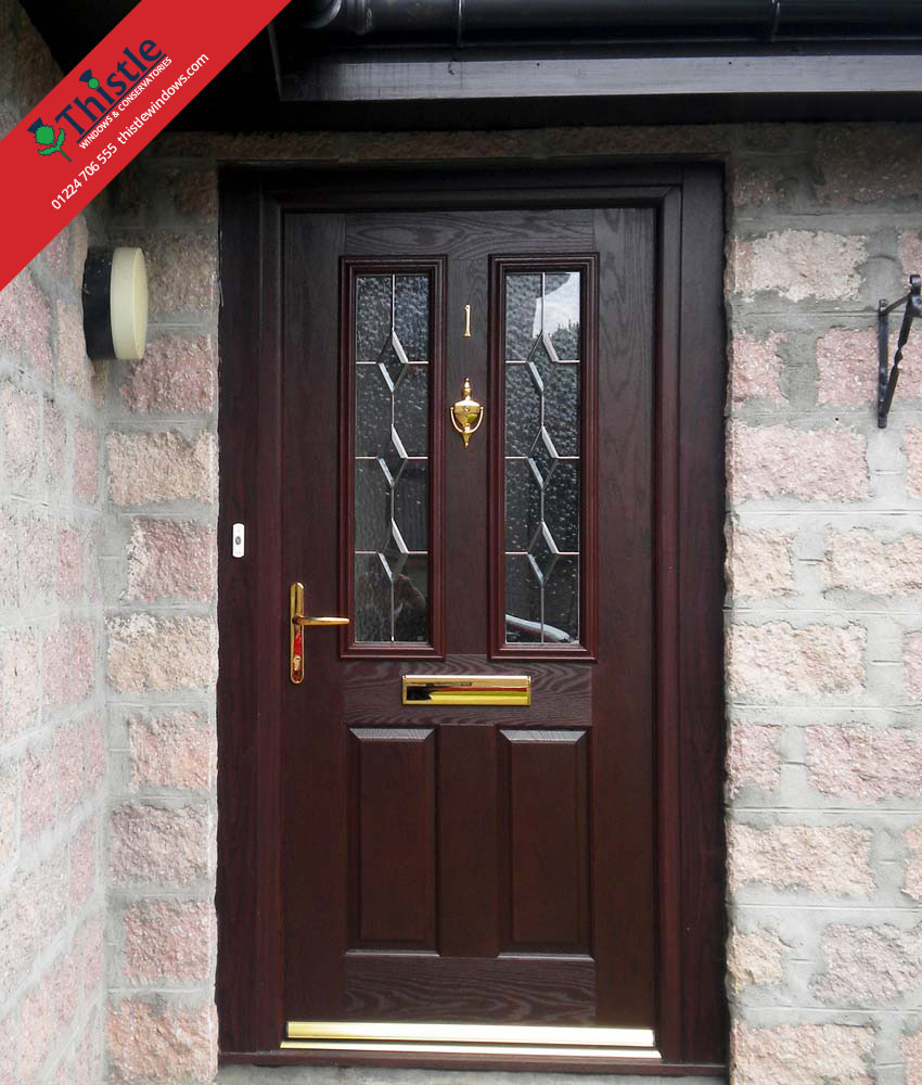 composite doors aberdeen aberdeenshire a thistle windows