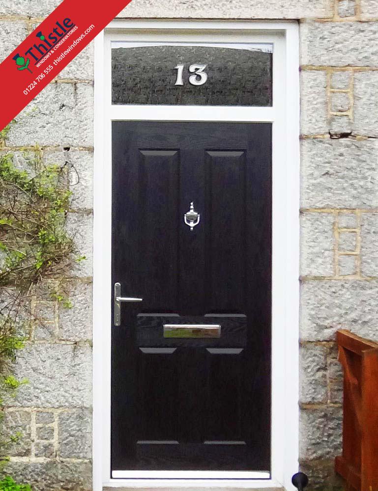 Composite Doors Aberdeen Aberdeenshire \u0026 North East Scotland Installation Ex&le 35 & Composite Doors Aberdeen \u0026 Aberdeenshire » Thistle Windows