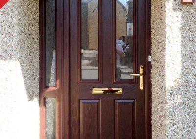 Composite Doors Aberdeen, Aberdeenshire & North East Scotland: Installation Example 36