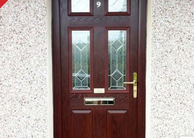 Composite Doors Aberdeen, Aberdeenshire & North East Scotland: Installation Example 39