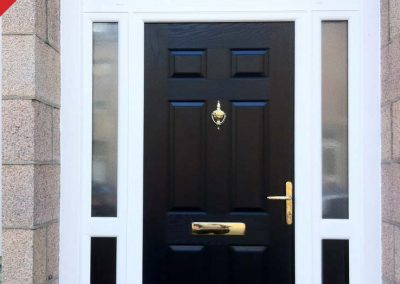 Composite Doors Aberdeen, Aberdeenshire & North East Scotland: Installation Example 4