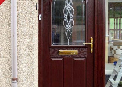 Composite Doors Aberdeen, Aberdeenshire & North East Scotland: Installation Example 40