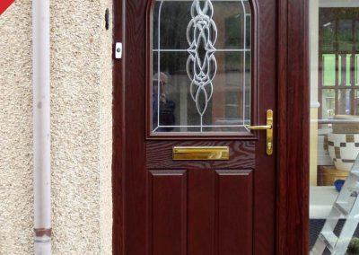 Composite Doors Aberdeen, Aberdeenshire & North East Scotland: Installation Example 40