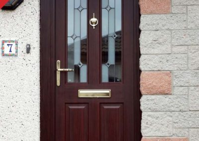Composite Doors Aberdeen, Aberdeenshire & North East Scotland: Installation Example 5