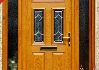 Composite Doors Aberdeen, Aberdeenshire & North East Scotland: Installation Example 6