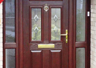 Composite Doors Aberdeen, Aberdeenshire & North East Scotland: Installation Example 7