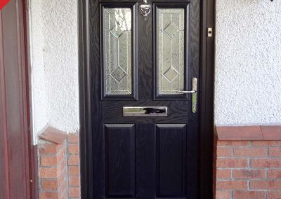 Composite Doors Aberdeen, Aberdeenshire & North East Scotland: Installation Example 8