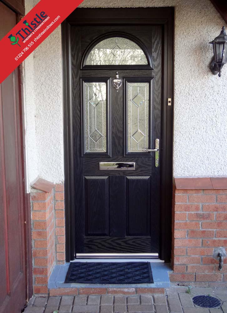 Composite Doors Aberdeen Amp Aberdeenshire 187 Thistle Windows